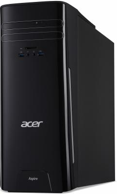 Системный блок Acer Aspire TC-230 MT A6-7310 2.0GHz 4Gb 500Gb R5 310-2Gb DVD-RW DOS черный DT.B63ER.001