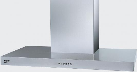 Вытяжка каминная Beko CWB 9550 X серебристый