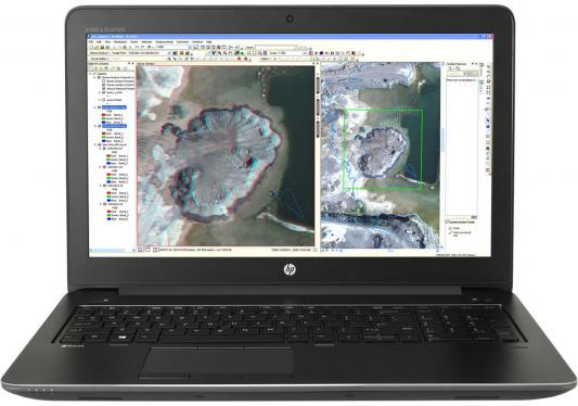 "Ноутбук HP Zbook 15 G3 15.6"" 1920x1080 Intel Core i7-6700HQ Y6J58EA"