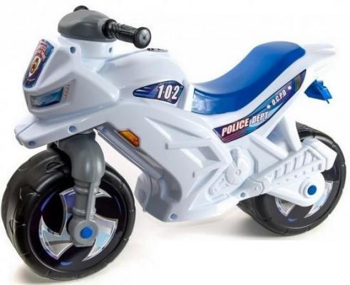Каталка-беговел RT Мотоцикл Racer RZ 1 серый ОР501