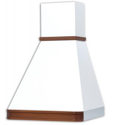 Вытяжка каминная Elikor Багет 60П-430-ПЗГ бежевый