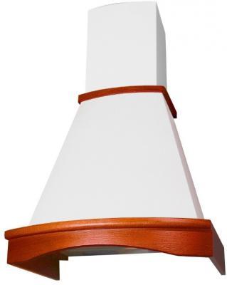 Вытяжка каминная Elikor Ротонда 60П-650-П3Л бежевый /дуб рустика elikor ротонда 60п 650 п3л мед дуб вытяжка