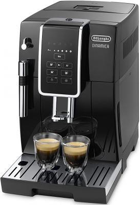 Кофемашина DeLonghi ECAM 350.15.B черный кофемашина delonghi ecam 23 420 sw