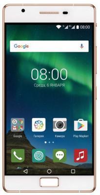 "Смартфон Philips Xenium X818 белый 5.5"" 32 Гб LTE Wi-Fi GPS 3G"