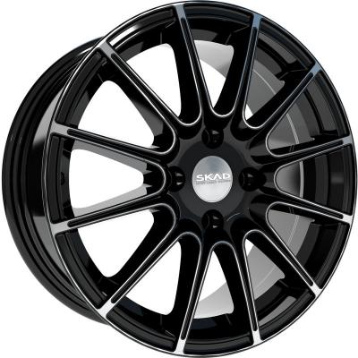 Диск Скад Ле Ман 7.5xR17 5x112 мм ET43 Алмаз nz wheels f 31 7x17 5x112 d66 6 et43 bkf