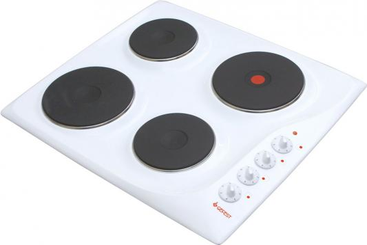 Варочная панель электрическая Gefest СВН 3210 белый