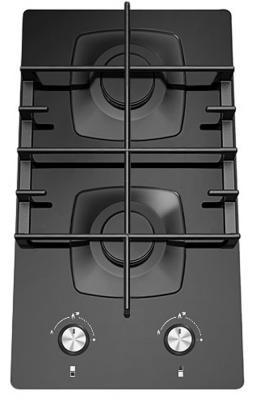 Варочная панель газовая Gefest ПВГ 2002 черный