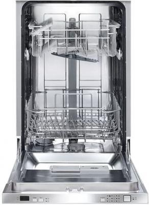 Посудомоечная машина Gefest 45301 серебристый посудомоечная машина beko dis 15010