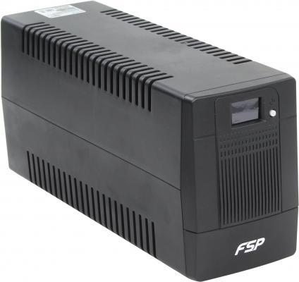ИБП FSP DPV650 650VA/360W PPF3601900 источник бесперебойного питания fsp dpv650 650va 360w