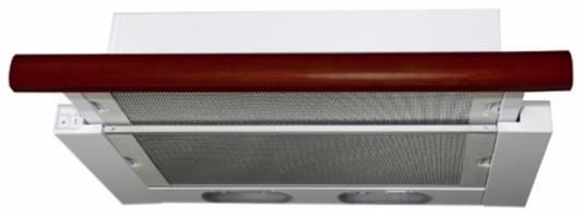 Вытяжка встраиваемая Elikor Интегра 60П-400-В2Л белый встраиваемая вытяжка elikor интегра 60 крем крем