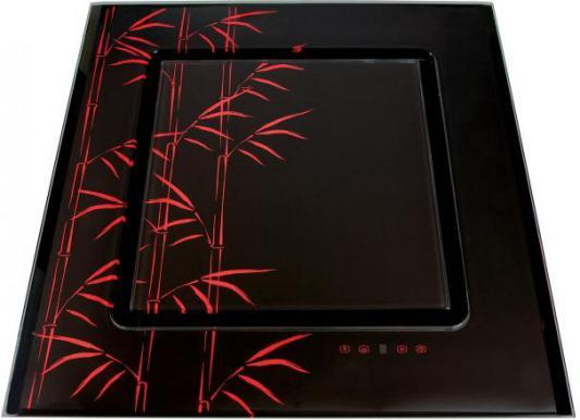 Вытяжка каминная Elikor Оникс ART-60П-1000-Е4Г черный /бамбук
