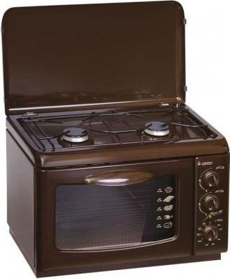 Газовая плита Gefest 120 K 19 коричневый