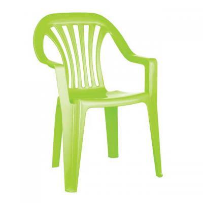 Стул детский Бытпласт, цвет салатовый,  Мод.4312070