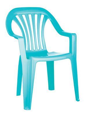 Стул детский Бытпласт, цвет голубой,  Мод.4312070