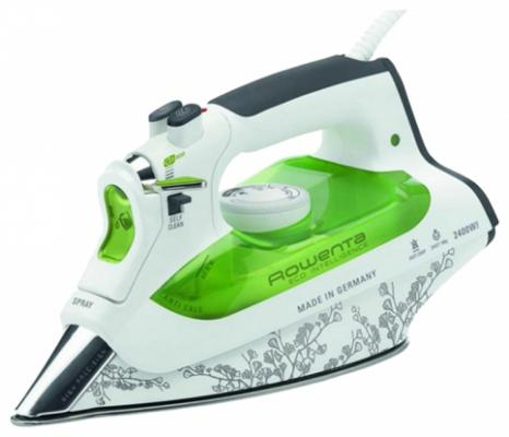 Утюг Rowenta DW6020D1 2400Вт зелёный
