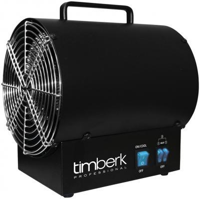 Тепловая пушка Timberk TIH R2S 3K 3000 Вт вентилятор чёрный