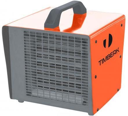 Тепловая пушка Timberk TFH T20MDX 2000 Вт ручка для переноски термостат вентилятор оранжевый
