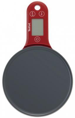 Весы кухонные Tefal BC2530V0 красный