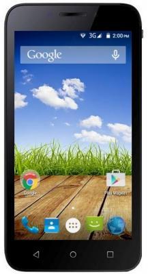 """Смартфон Micromax Q379 черный 4.5"""" 4 Гб Wi-Fi GPS 3G"""