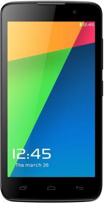 """Смартфон Micromax Q383 черный 5"""" 4 Гб Wi-Fi 3G"""
