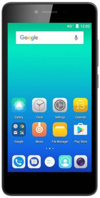 Смартфон Micromax Q409 серый 5 8 Гб LTE Wi-Fi GPS 3G смартфон meizu m5 note серебристый 5 5 32 гб lte wi fi gps 3g