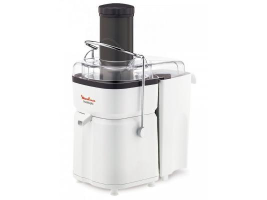 Соковыжималка Moulinex JU450139 650 Вт пластик белый