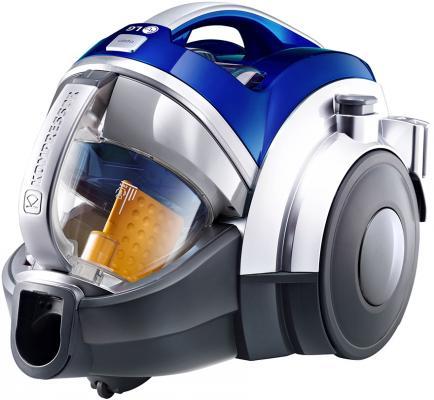 Пылесос LG VK89601HQ сухая уборка синий пылесос lg vk89601hq синий vk89601hq