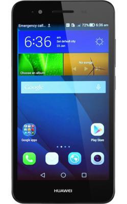 "Смартфон Huawei GR3 серый 5"" 16 Гб LTE Wi-Fi GPS 3G TAG-L21"