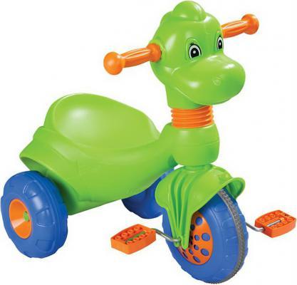 Велосипед Pulsar Dino зеленый в подарочной коробке 07-148