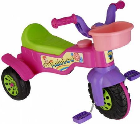 Велосипед Pilsan rainbow фиолетовый 07-116