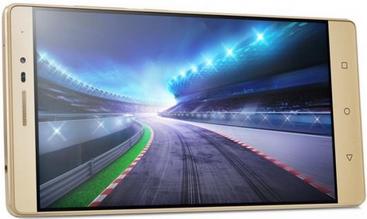 Смартфон Lenovo Phab 2 Plus PB2-670M золотистый 6.4 32 Гб LTE Wi-Fi GPS 3G ZA1C0063RU смартфон asus zenfone live zb501kl золотистый 5 32 гб lte wi fi gps 3g 90ak0072 m00140