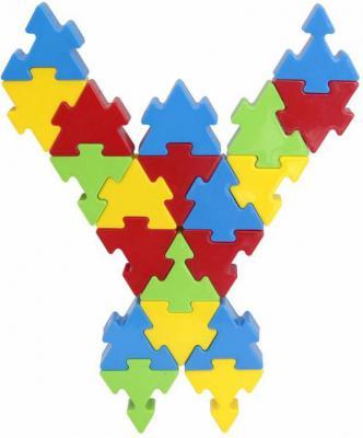Конструктор Pilsan Funny Blocks 80 элементов 03-259