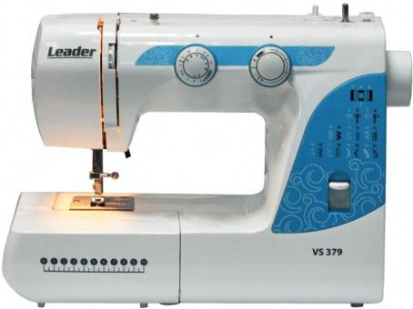 Швейная машина Leader VS379 белый швейная машина vlk napoli 2400