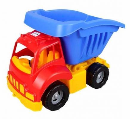 Купить Грузовик Pilsan king зелёный кузов, синий, Игрушечные машинки