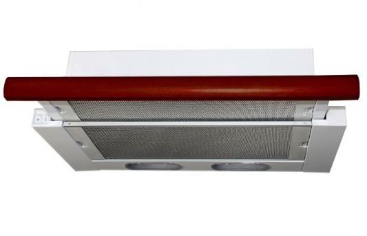 Вытяжка встраиваемая Elikor 50П-400-В2Л белый 840820 аккумулятор для ибп ventura gp 6 4 5 s