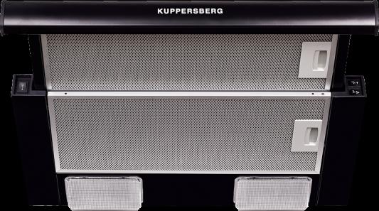 Вытяжка встраиваемая Kuppersberg Slimlux II 50 SG черный