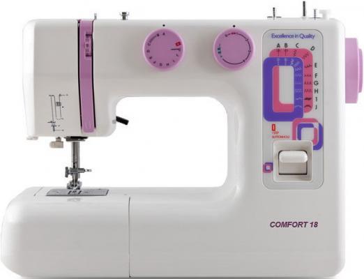 Швейная машина Comfort 18 белый швейная машина vlk napoli 2400