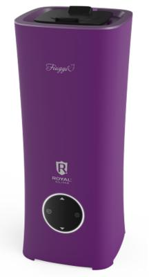 Увлажнитель воздуха Royal Clima RUH-F250/2.5E-VT фиолетовый цена и фото