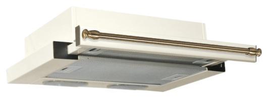 Вытяжка встраиваемая Elica Интегра 60П-400-В2Л белый
