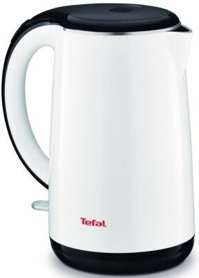 Чайник Tefal KO260130 2400 Вт белый 1.7 л металл/пластик