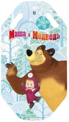"""Ледянка 1Toy """"Маша и Медведь"""" рисунок ПВХ"""