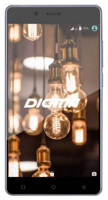 "Смартфон Digma S502 4G VOX серый 5.5"" 8 Гб Wi-Fi GPS LTE 3G 389053"