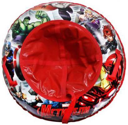 Тюбинг DISNEY MARVEL Мстители до 100 кг разноцветный ПВХ