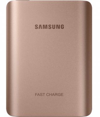 цена на Портативное зарядное устройство Samsung EB-PN930CZRGRU 10200mAh универсальный 1xUSB розовый