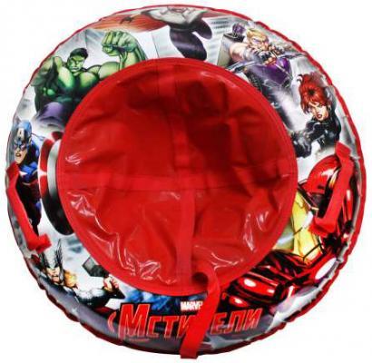 Тюбинг DISNEY MARVEL Мстители до 100 кг разноцветный ПВХ тюбинг rt 7 monsters до 120 кг разноцветный пвх