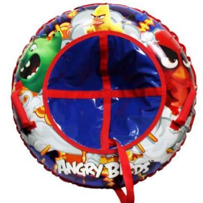 Тюбинг 1Toy Angry Birds разноцветный ПВХ