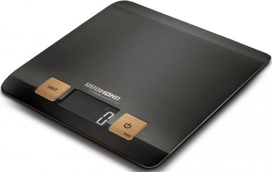 Весы кухонные Redmond RS-CBM727 чёрный redmond rs 710 silver