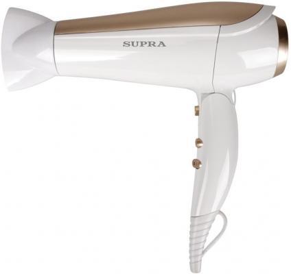 Фен Supra PHS-2009 серебристый