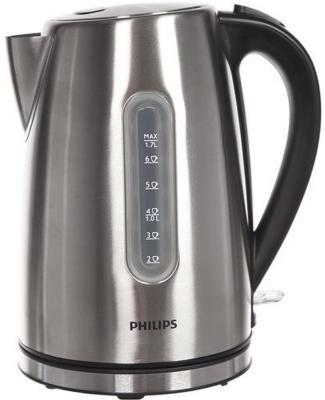 Чайник Philips HD9327/10 2200 Вт серебристый 1.7 л нержавеющая сталь philips sbchl145 10