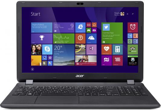 Ноутбук Acer Extensa EX2519-P0BD 15.6 1366x768 Intel Pentium-N3710 NX.EFAER.033 ноутбук acer extensa ex2511g p1te 15 6 1366x768 intel pentium 3805u nx ef9er 008
